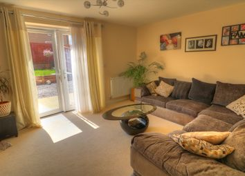 Thumbnail 4 bed semi-detached house for sale in Holland Gardens, Belmont Road, Hereford