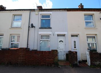 Thumbnail 3 bed terraced house to rent in Margetts Road, Kempston, Bedford