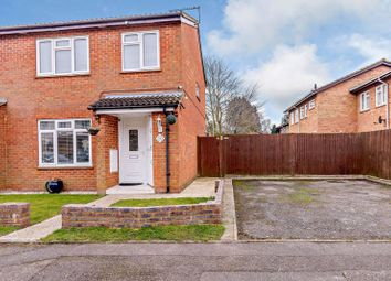 Thumbnail 3 bed end terrace house for sale in Corby Drive, Englefield Green, Egham