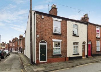 Thumbnail 2 bed end terrace house for sale in Antrobus Street, Congleton