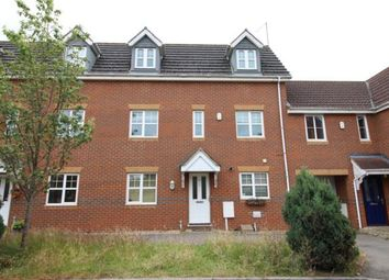 Thumbnail 3 bed town house to rent in Chapel Close, Rushden