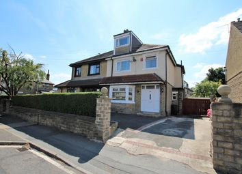 Thumbnail 5 bed semi-detached house for sale in Upper Rushton Road, Bradford