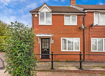 Thumbnail 3 bedroom end terrace house for sale in Chaldon Green, Lychpit, Basingstoke