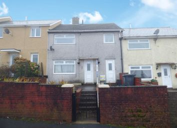 Thumbnail 3 bed terraced house for sale in Heol Yr Ysgol, Ebbw Vale