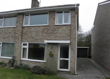 Thumbnail 3 bedroom property to rent in Chestnut Close, Torpoint