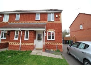 Thumbnail 2 bed semi-detached house for sale in Fern Grove, Bedworth