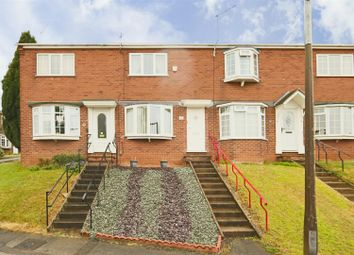 Thumbnail 2 bed terraced house for sale in Cornell Drive, Arnold, Nottinghamshire