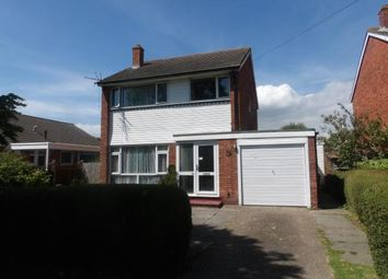 Thumbnail 3 bed detached house for sale in Longmynd Drive, Fareham