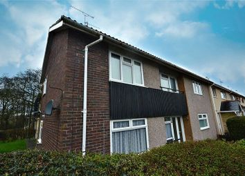 Thumbnail 2 bed flat for sale in Kidwelly Road, Llanyravon, Cwmbran