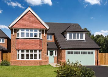 Thumbnail 5 bedroom detached house for sale in Lucas Green, Off Dunham Drive, Chorley, Lancashire