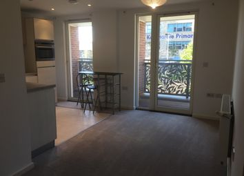 Thumbnail 1 bed flat for sale in Robertson Road, London