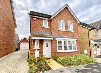 Thumbnail 3 bed detached house for sale in Glasspool Road, Winnersh, Wokingham, Berkshire
