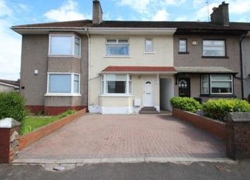 Thumbnail 2 bed terraced house for sale in Barrachnie Crescent, Baillieston, Glasgow, Lanarkshire