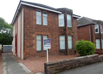 Thumbnail 3 bed flat for sale in Catherine Street, Motherwell