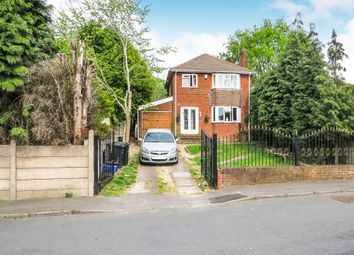 Thumbnail 4 bed detached house for sale in Dingle Close, Dudley