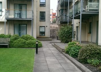Thumbnail 2 bed flat to rent in Holyrood Road, Edinburgh