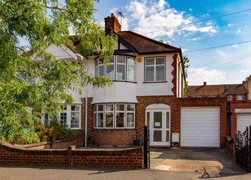 3 bed semi-detached house for sale in Hamilton Avenue, Tolworth, Surbiton KT6