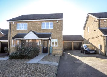 Thumbnail 2 bed semi-detached house to rent in Mariners Way, Northfleet, Gravesend