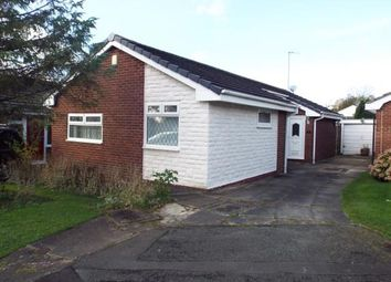 Thumbnail 3 bed bungalow for sale in Honister Grove, Beechwood, Runcorn, Cheshire