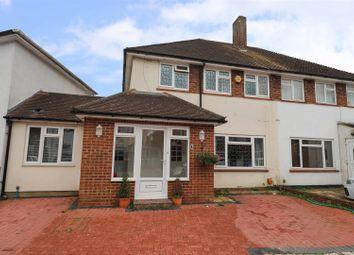 Thumbnail 4 bed semi-detached house for sale in Regent Avenue, Hillingdon