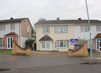 Thumbnail 4 bedroom semi-detached house for sale in Harbourer Road, Chigwell
