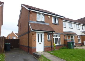 Thumbnail 3 bed semi-detached house to rent in Brunel Drive, Tipton