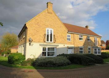 Thumbnail 2 bedroom flat for sale in Colwyn Avenue, Peterborough
