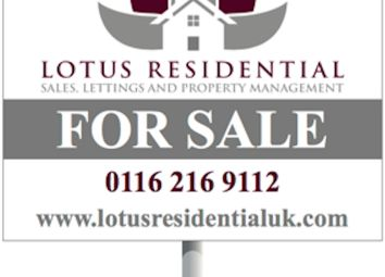 Thumbnail 4 bed semi-detached house for sale in Scraptoft Lane, Leicester
