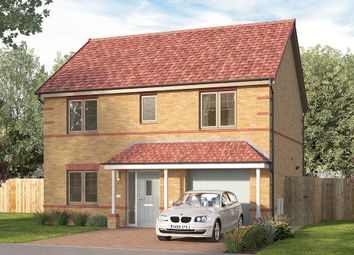 "Thumbnail 4 bed detached house for sale in ""The Abbotsbury"" at Ward Road, Clipstone Village, Mansfield"