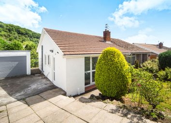 Thumbnail 2 bed semi-detached bungalow for sale in Southgate Avenue, Llantrisant, Pontyclun