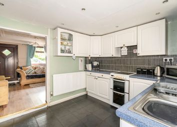 Thumbnail 2 bed terraced house for sale in Elm Road, Wisbech