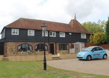 Thumbnail 4 bed mews house to rent in Main Road, Icklesham, Winchelsea