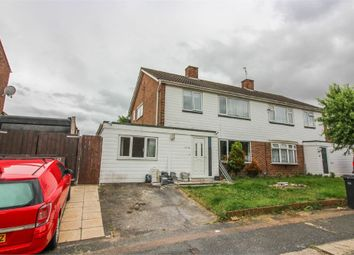 Thumbnail 3 bedroom semi-detached house for sale in Long Banks, Harlow, Essex
