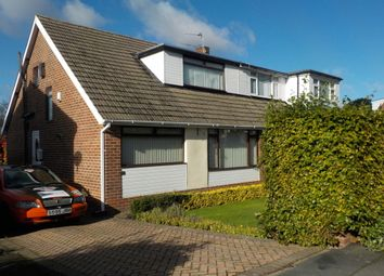 Thumbnail 3 bed semi-detached bungalow for sale in Fairfield Drive, Heckmondwike