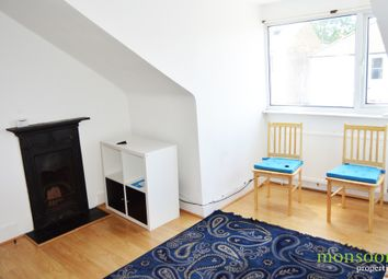 Thumbnail 1 bedroom flat to rent in Ferme Park Road, London
