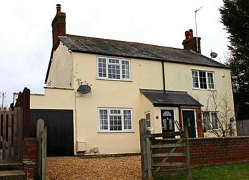 Thumbnail 2 bed semi-detached house for sale in Baydon Road, Lambourn, Hungerford