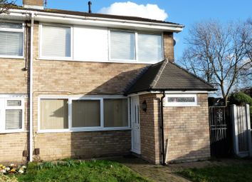 Thumbnail 4 bed semi-detached house to rent in Hyde Way, Wickford, Essex