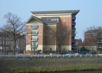 Thumbnail 2 bed flat to rent in Millennium View, Fitzhammon Embankment, Cardiff