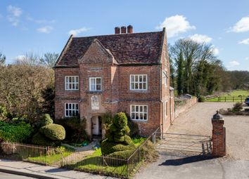Thumbnail 5 bed detached house for sale in The Street, Thurlow, Suffolk