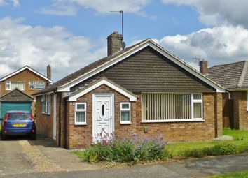 Thumbnail 2 bed bungalow for sale in Heath Drive, Cottesmore, Oakham