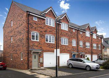 Thumbnail 4 bed town house for sale in Wesham Park Drive, Wesham, Preston, Lancashire