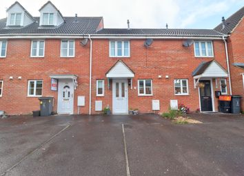 Thumbnail 2 bed terraced house for sale in Hatch Road, Stratton St. Margaret, Swindon