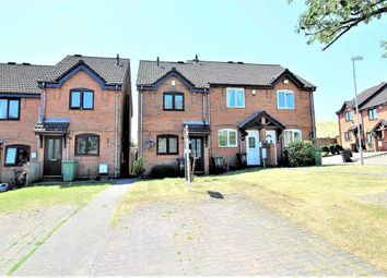 Thumbnail 2 bed semi-detached house for sale in Acacia Close, Dudley