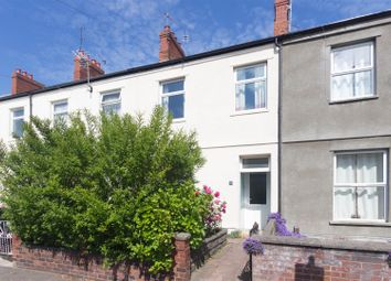 Thumbnail 3 bedroom terraced house for sale in Severn Road, Canton, Cardiff