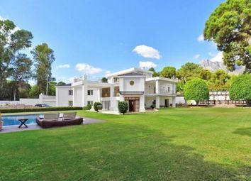 Thumbnail 6 bed villa for sale in Spain, Málaga, Marbella, Golden Mile