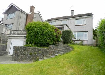 Thumbnail 4 bed detached house for sale in Park Road, Haverfordwest, Pembrokeshire