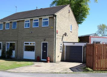 Thumbnail 3 bed semi-detached house for sale in Howgate, Idle, Bradford