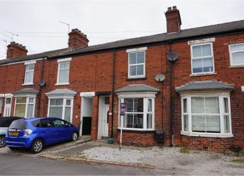 Thumbnail 3 bed terraced house for sale in Holme Church Lane, Beverley