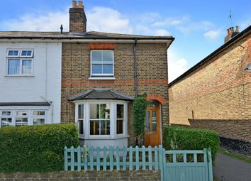 Thumbnail 3 bed end terrace house for sale in Angel Road, Thames Ditton