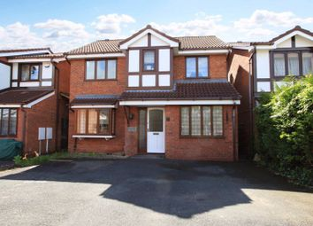 Thumbnail 4 bed detached house for sale in Townsend Croft, Donnington, Telford